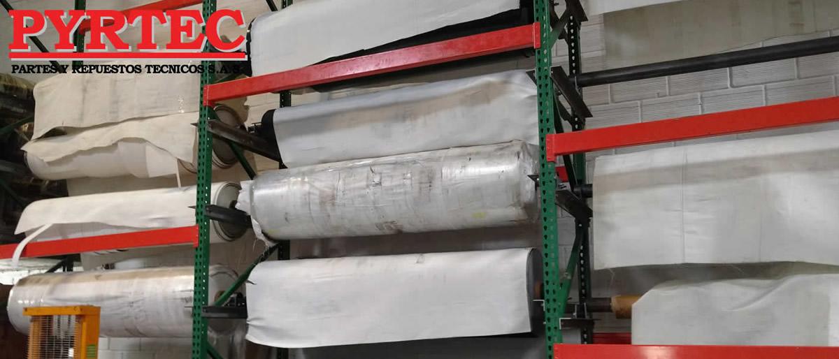 Enlace permanente a:Bandas sintéticas PVC y PU